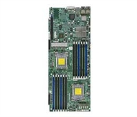 Supermicro A+ AMD Opteron 4000 series H8DCT-HLN4F Dual 1207-pin Socket C32 6 SATA via AMD SP5100 Controller RAID 0,1,10 Quad GbE LAN controller Integrated Graphics  integrated graphics IPMI 2.0 Full Warranty