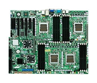 Supermicro MBD-H8QI6-F Quad 1207-pin Socket F Dual Port GbE LAN Integrated Matrox G200eW Graphics IPMI 2.0 LSI 2008 SAS2 Controller Full Warranty