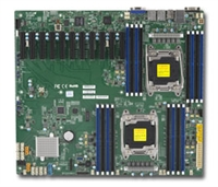 SUPERMICRO MBD-X10DRX-B MOTHERBOARD DUAL LGA2011  INTEL DDR4 PCI-E FULL WARRANTY