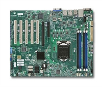 Supermicro MBD-X10SLA-F LGA1150 Socket H3 Supports 4th Generation Core SATA Dual GbE LAN Port SATA DOM power connector IPMI 2.0 TPM header VGA D-sub Full Warranty