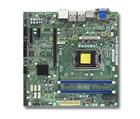 Supermicro MBD-X10SLQ-L 2x 240-pin SO-DIMM socket GbE LAN ports SATA controller Full Warranty