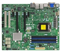 SUPERMICRO MBD-X11SAE-F-O MOTHERBOARD ATX LGA1151 INTEL SATA3 PCI-E DDR4 FULL WARRANTY