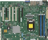 SUPERMICRO MBD-X11SSA-F-O MOTHERBOARD ATX LGA1151 INTEL SATA3 PCI-E DDR4 FULL WARRANTY