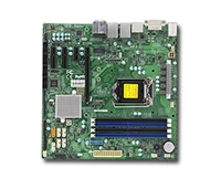 Supermicro MBD-X11SSQ Motherboard LGA 1151 Core Boards Socket H4 Supports 1x GbE LAN w/ Intel® i210-AT and Intel® PHY i219LM 6x SATA3 via Q170 Full Warranty