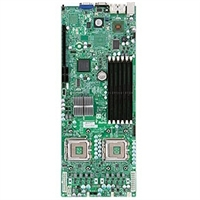 Supermicro MBD-X7DCT-LF Dual LGA 771 4 SATA Ports Dual ethernet LAN Ports integrated graphics IPMI 2.0 Full Warranty