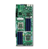Supermicro MBD-X8DTT-HEF+ Dual LGA 1366 Dual GbE LAN Ports 1 PCI-E 2.0 x8 supports SMCI SAS daughter card Integrated Matrox G200eW Graphics IPMI 2.0 Full Warranty