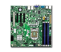 Supermicro X8SIL Server Board Xeon 3400 LGA1156 Quad-Core DDR3 SATA2 GbE PCIe mATX MBD-X8SIL Full Warranty