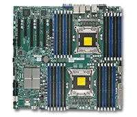 Supermicro MBD-X9DRi-LN4F+ Intel Dual Socket R(LGA2011) 10 SATA Ports Quad-Port GbE LAN Full Warranty