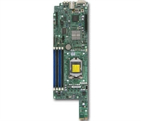 Supermicro X9SCD-F Server Board Xeon E3 LGA1155 Quad-Core H2 DDR3 SATA3 RAID GbE PCIe PCI Proprietary MBD-X9SCD-F Full Warranty