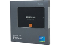 "SAMSUNG 840 Series MZ-7TD250BW 2.5"" 250GB SATA III Internal Solid State Drive (SSD) Full Warranty"