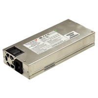Supermicro PWS-601-1H Power Supply 1U, 600W 80 Plus Gold Level Certified with PFC, Multi-output with 1-year Warranty