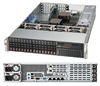 "Supermicro Superserver SYS-2027R-N3RFT+ 2U Dual socket R (LGA 2011) supports Intel Xeon processor E5-2600  Intel i350 Dual port GbE& Intel X540 Dual port 10GBase-T Controllers 16x Hot-swap 2.5"" SAS/SATA HDD Bays 920W Redundant Power Supplies Full Warranty"