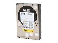 1 Original Pack Western DIgital 2TB 7200RPM SATA 6Gbps 64MB Cache 3.5-inch Internal Hard Drive WD2000FYYZ 5 Year Warranty