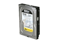 Western Digital 500GB 7200RPM SATA 3Gbps 64MB Cache 3.5-inch Internal Hard Drive WD5003ABYX 5 Year Warranty