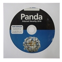 Panda Internet Security 2014 OEM 1 License 1 Year-- free shipping