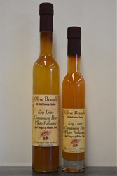 Olive Branch Key Lime Cinnamon Pear White Balsamic
