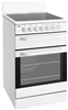 CHEF CFE547WA 54CM ELECTRIC UPRIGHT OVEN WHITE