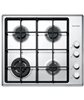 FISHER & PAYKEL CG604DWFCX1 60CM GAS ON STEEL COOKTOP