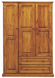 HOME LIVING ADCO 3 DOOR 2 DRAWER ROBE