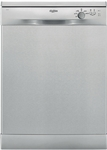 DISHLEX DSF6105X STAINLESS STEEL FREESTANDING DISHWASHER WITH ROTARY DIAL