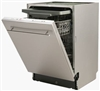 EURO APPLIANCES EDS14INTD FULLY INTEGRATED DISHWASHER (NO DOOR)