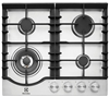 ELECTROLUX EHG645SA 60CM GAS COOKTOP S/STEEL