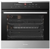 ELECTROLUX EVE616BA 60CM 12 FUNCTION INTUITIVE ELECTRIC OVEN