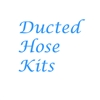 CLEANSTAR 12M DUCTED SWITCH HOSE KIT - SILVER