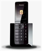 PANASONIC 2.2-inch QVGA COLOUR LCD SCREEN CORDLESS PHONE WITH INCOMING CALL BARRING & BABY MONITOR