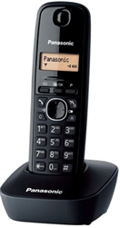 PANASONIC KXTG1611ALH CORDLESS DECT SINGLE PHONE
