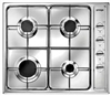 OMEGA OG67XA 60CM STAINLESS STEEL GAS COOKTOP
