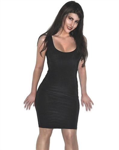 body_con_stretchy_zipper_dress