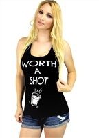 Worth_a_Shot_girl_yoga_over_sized tank_top