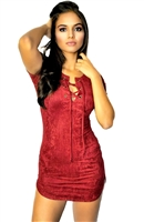 faux_suede_lace_up_mini_dress