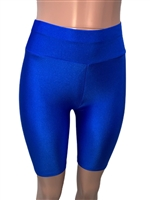 trendy_blue_high_waist_bike_short_shorts