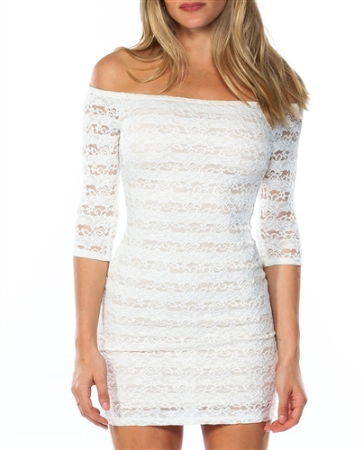 sexy_white_lace_nude_off_shoulders_dress