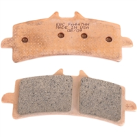 2005-2008 Suzuki Boulevard C90 / C90T EBC HH Sintered Front Brake Pads - Right Side