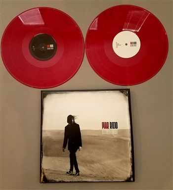 Alfonso Andre - Mar Rojo (Vinyl) gatefold 2 red colored records - Limited Edition