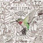 Porter - Moctezuma (Vinyl) - White vinyl w/ heavy splattered green - Limited Edition - Collectable - Manufactured in the Czech Republic.