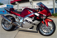 2004 Suzuki GSXR1000 Custom ALL CHROME