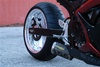 06-09 GSXR 600/750 240 Wide Tire Conversion