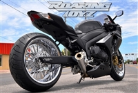 2009-15 GSXR 1000 240 Wide Tire Conversion Kit