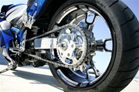 07-08 GSXR 1000 240 Single Sided Swingarm Kit