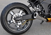 Z1000 240 Wide Tire Swingarm Conversion Kit