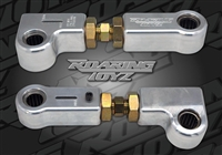 2007 2008 2009 2010 2011 2012 2013 2014 2015 2016 Honda CBR600RR Lowering Link Fully Adjustable Kawasaki Billet CNC Machined CBR 600RR lowered low drop dropped dogbone