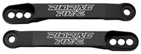 ZX14 ZX14R Billet Lowering Links Black Anodized Kawasaki 2006 2007 2008 2009 2010 2011 2012 2013 2014 2015 2016 2017 2018 2019 Link Dogbones race dragrace custom Ninja
