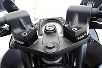 "Ninja 250R 2008-2014 & 2013-2014 Ninja 300 1"" Lowering Blocks / Handle Bar Risers 2008 2009 2010 2011 2012 2013 2014 Kawasaki 250 300 EX 300 R EX300R Front End Lowering Kit Forks Dropped"