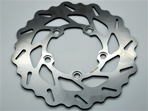 Hayabusa GSXR Rear Rotor Custom 240MM 99-07 wave rear disc 1999 2000 2001 2002 2003 2004 2005 2006 2007 gsxr600 gsxr 750 tl; 1000 s r