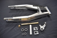 Custom Built Extended Swingarm Stretched Aluminum Swing Arm Extruded Billet Aftermarket Hayabusa ZX14 Zx14R ZX10 ZX10R ZX6R GSXR 600 750 1000 1300 1400 R1 BMW S1000 2012 2013 2011 2010 2009 2008 2007 2006 2005 2004 2003 2002 2001 racing dragrace braced