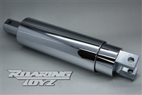 Lowering Rear Strut Fully Adjustable Chrome Plated Hayabusa GSXR ZX14 ZX14R ZX6R ZX9R ZX10R CBR1000RR